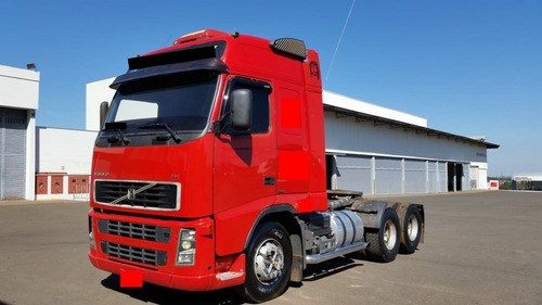 volvo fh13 400  6x2  globetrotter  2007/2007