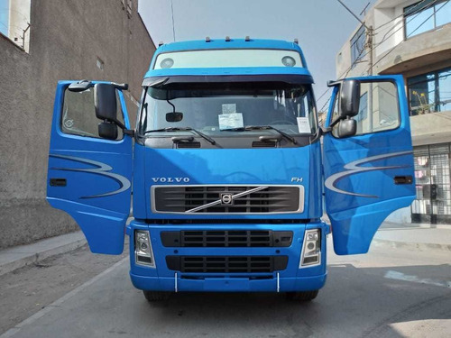 volvo fh13 camion chasis  480hp  globetrotter 2007