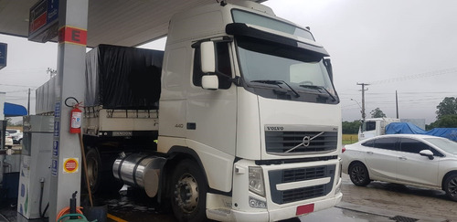 volvo fh440 globetroter i-shift 6x2 ano 2011