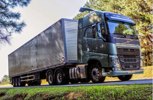 volvo fh440 gobetrotter