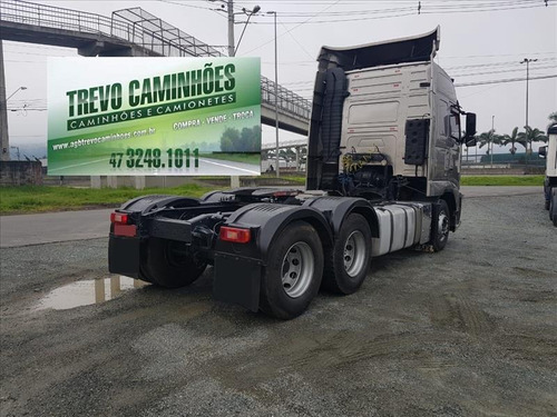 volvo fh460 6x2 globetroter 2012