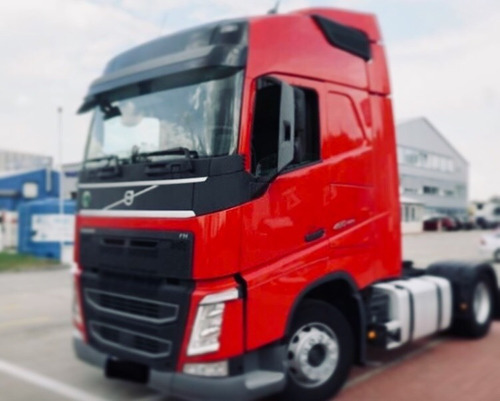 volvo fh460 globetrotter 6x2