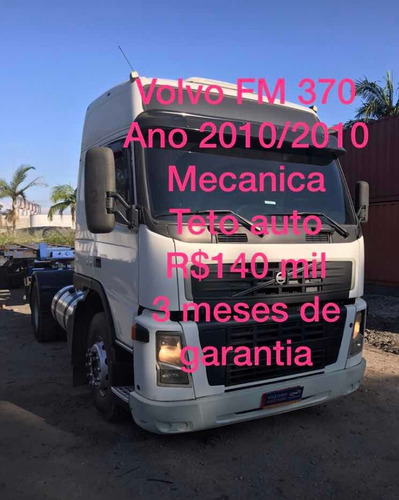 volvo fm 370 4x2 2010/2010