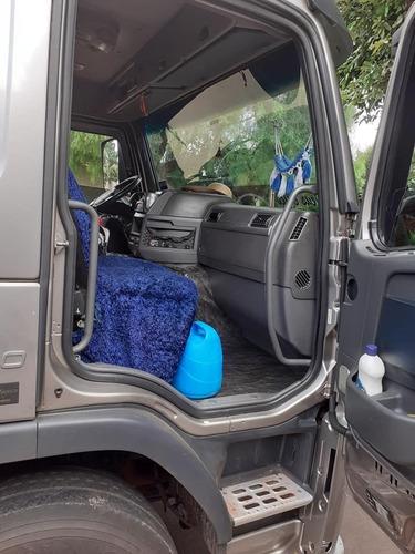 volvo fm 370 4x2 - ar condicionado - rodas de alumínio