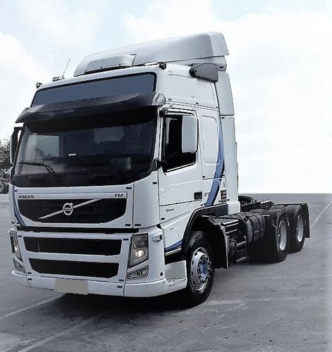 volvo fm 370 6x2 teto alto automático 2011 / 2011