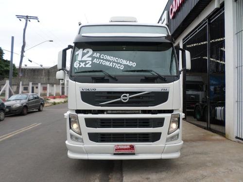 volvo fm370 fm370 truck teto alto aut. = fh 440 scania p360