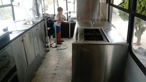 volvo  food truck