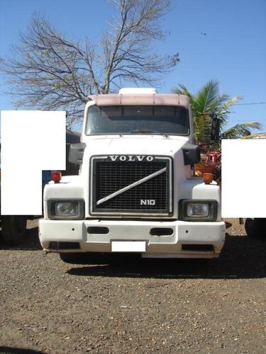 volvo n10 320 4x2, ano 1987