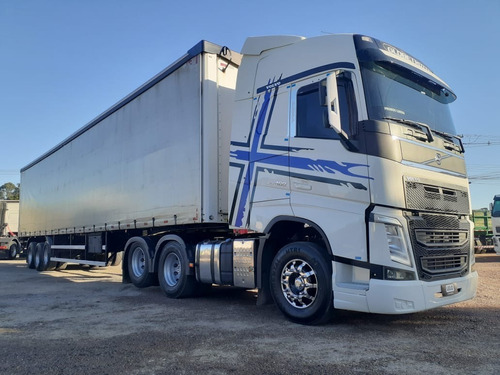 volvo new fh 460 6x2 ano 2016