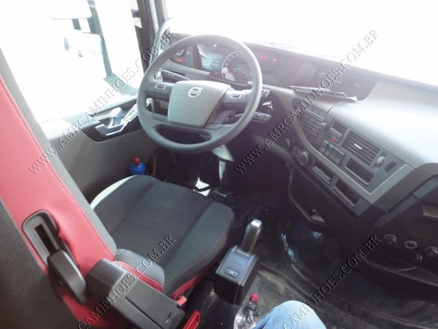 volvo new fh 460 6x2 globetrotter i-shift top oportunidade