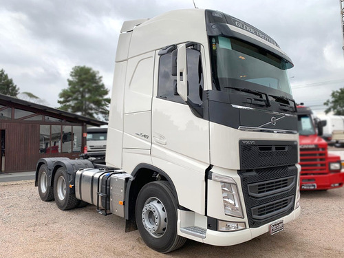 volvo new fh 540 6x4 bug leve