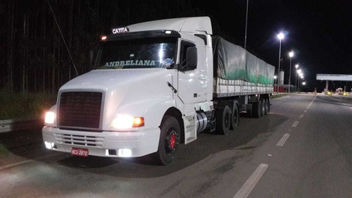 volvo nh 12 380 2002 conj. carreta randon 1993