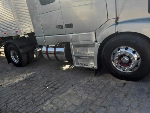 volvo nh12 380 sem rodas de aluminio
