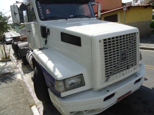 volvo nl 12 360 4x2 1997 /97 branca tanque de alumínio veja!