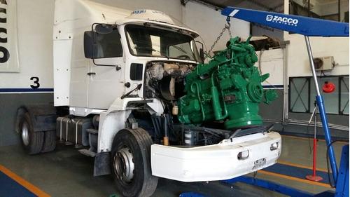 volvo nl 410 hecho a nuevo -el mejor-  tractor zaccocamiones
