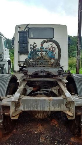 volvo nl12 360 ano 93 com compressor excelente estado