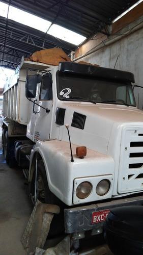 volvo  nl280  truck   basculante  ano 1983