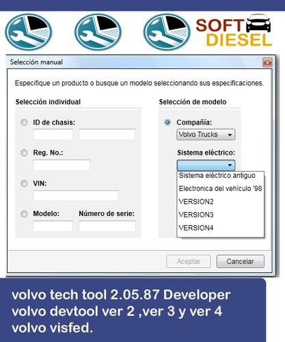 volvo premium tech tool ptt 2.5.87