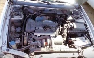 volvo s40 2.0 aspirada volvo s40  peças / sucata motor caixa
