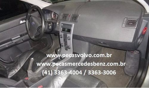 volvo s40 2.4 2007 / peças / sucata / motor / farol