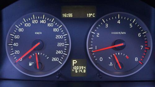 volvo s40 2.4i 2006 100.000 kms