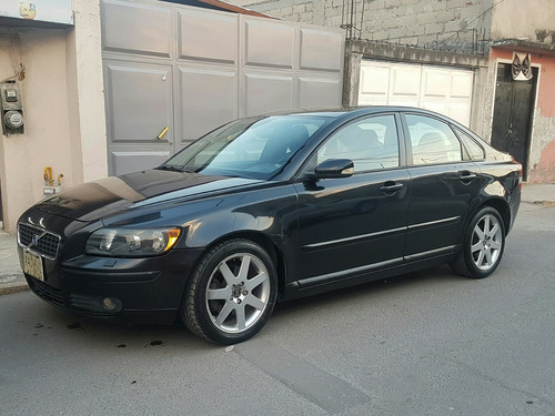 volvo s40 2.5 awd geartronic 220 hp qc at 2005