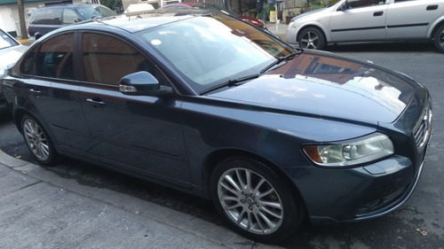 volvo s40 2.5 t5 kinetic geartronic turbo at 2009