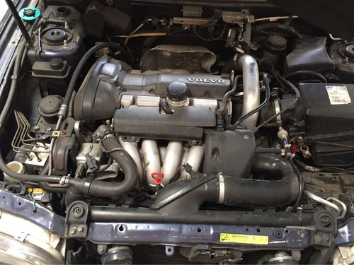 volvo s40 4p sedan 2.0t aut 2003