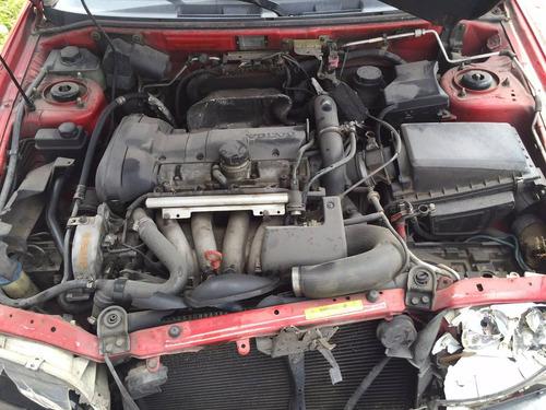 volvo s40 t4 2002 por partes - s a q -