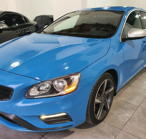 volvo s60 2.0 t4 180cv at r design