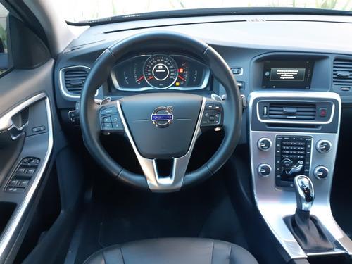 volvo s60 2.0 t4 kinetic gasolina 4p automático