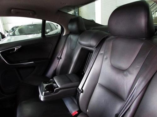 volvo s60 2.0 t5 kinetic 16v turbo gasolina 4p automático
