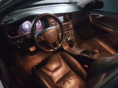 volvo s60 2.0 turbo, automático, cuero. impecable !!