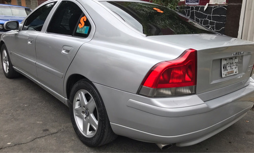 volvo s60 2003 2.4t geartronic
