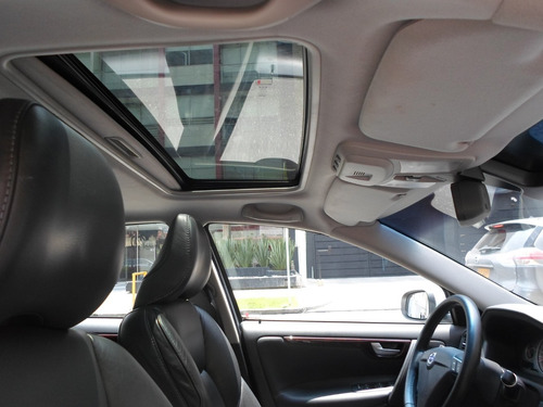 volvo s60 2007 secuencial sunroof