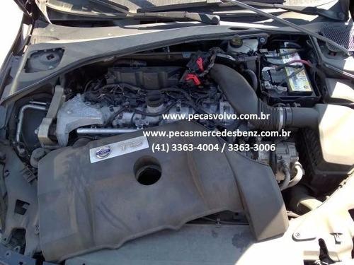 volvo s60 2013 t6 top turbo batida para tirar peças/motor