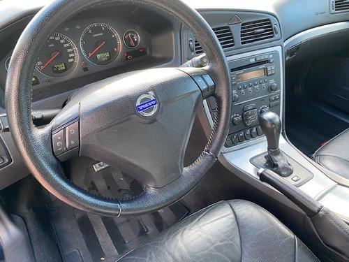 volvo s60 2.4 d5 at diesel 75.000 kms originales
