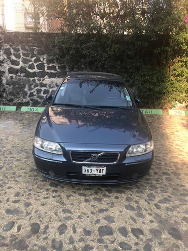 volvo s60 2.4 t5 inspirion geartronic qc at 2007