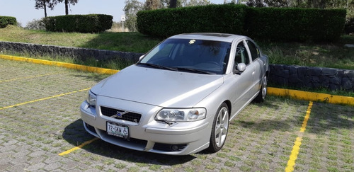 volvo s60 2.5 r geartronic qc at 2005