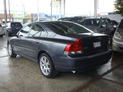 volvo s60 2.5 r geartronic qc at