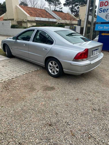 volvo s60 2.5 t at 2005