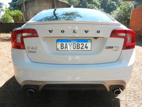volvo s60 3.0 t6 r-design 4p