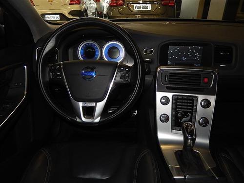 volvo s60 3.0 t6 r-design awd gasolina 4p automático 2012/20