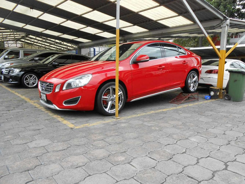 volvo s60  kinetic  piel at