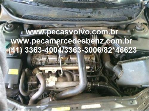 volvo s60 t5 2.3 2.5 peças/motor/lanterna/cambio/retrovisor