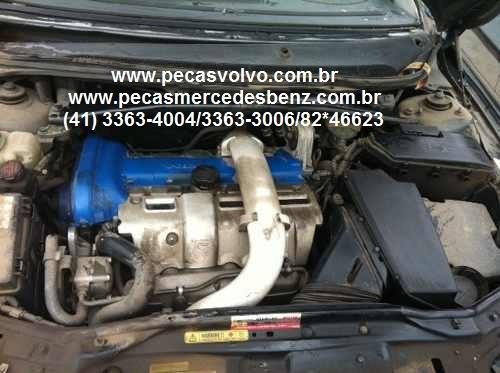 volvo s60r motor/cambio/suspensao para retirar peças