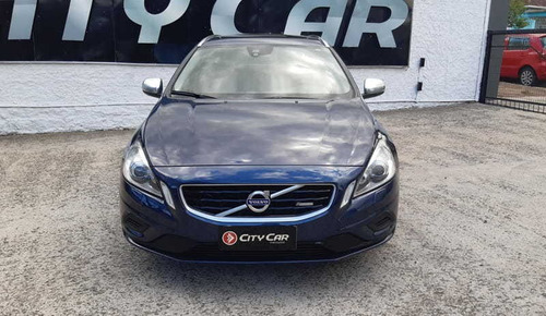 volvo v60 2.0 t5 r design dynamic turbo automatico
