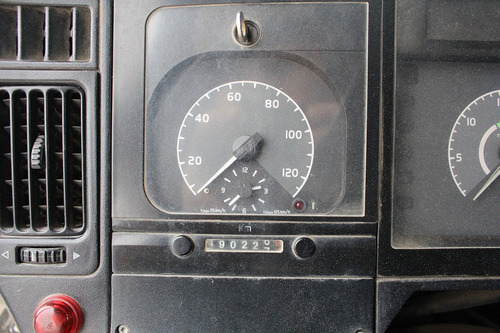 volvo vm 240 2005 trucado - imap 35 4h/2m carroceria
