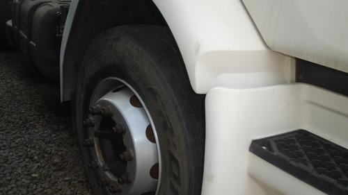 volvo vm 260  2010  truck caçamba  so pra venda