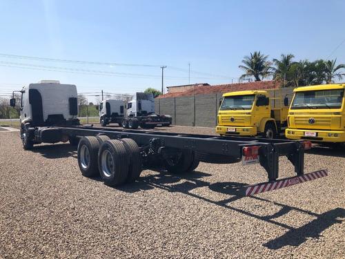 volvo vm 260 6x2 2011/2011 - ativa caminhões